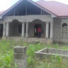 4bedrooms Uncompleted for Sale at FUMESUA Accra Road.Negotiable