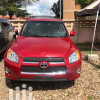 New Toyota RAV4 2009 Limited Red